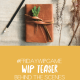 Friday WIP Game | MM Paranormal Romance Book Teaser