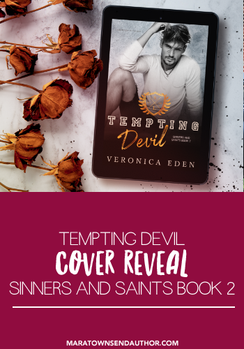 Cover Reveal for Tempting Devil!