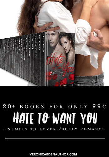 🔥 Hate to Want You: An Enemies to Lovers & Bully Romance Anthology 🔥