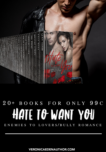 🔥 Hate to Want You: FREE Gift with Purchase 🔥