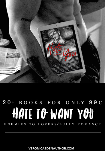 🔥 NEW COVER REVEAL: Hate to Want You Brand New Look 🔥